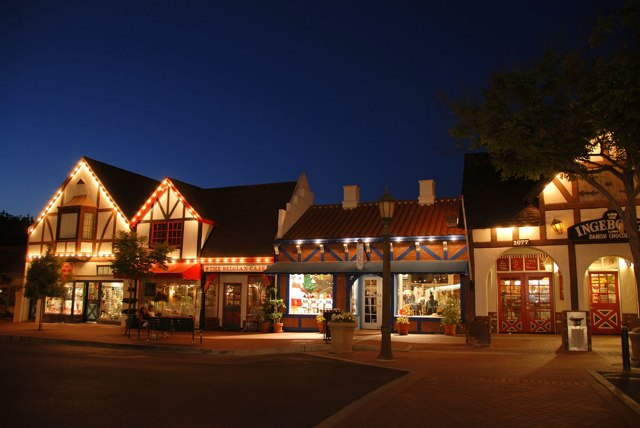 Solvang California on GlobalGrasshopper.com