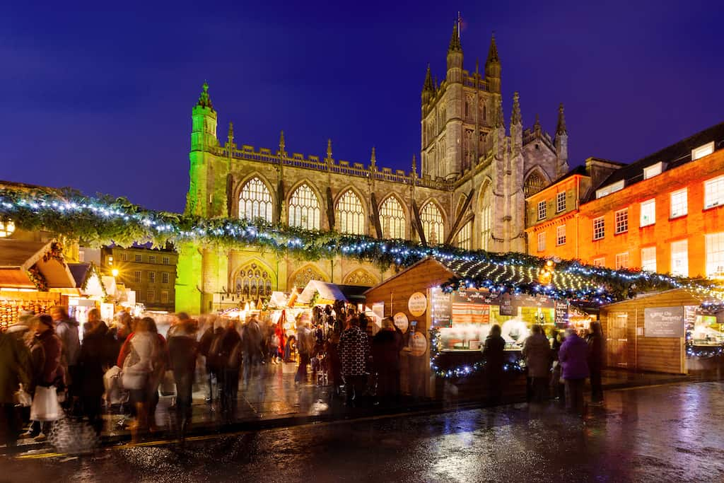 Top 12 best Christmas shopping towns in the UK Global Grasshopper