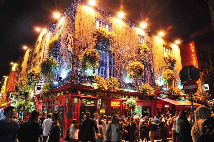 Top 10 best Dublin pubs where you can drink like a local