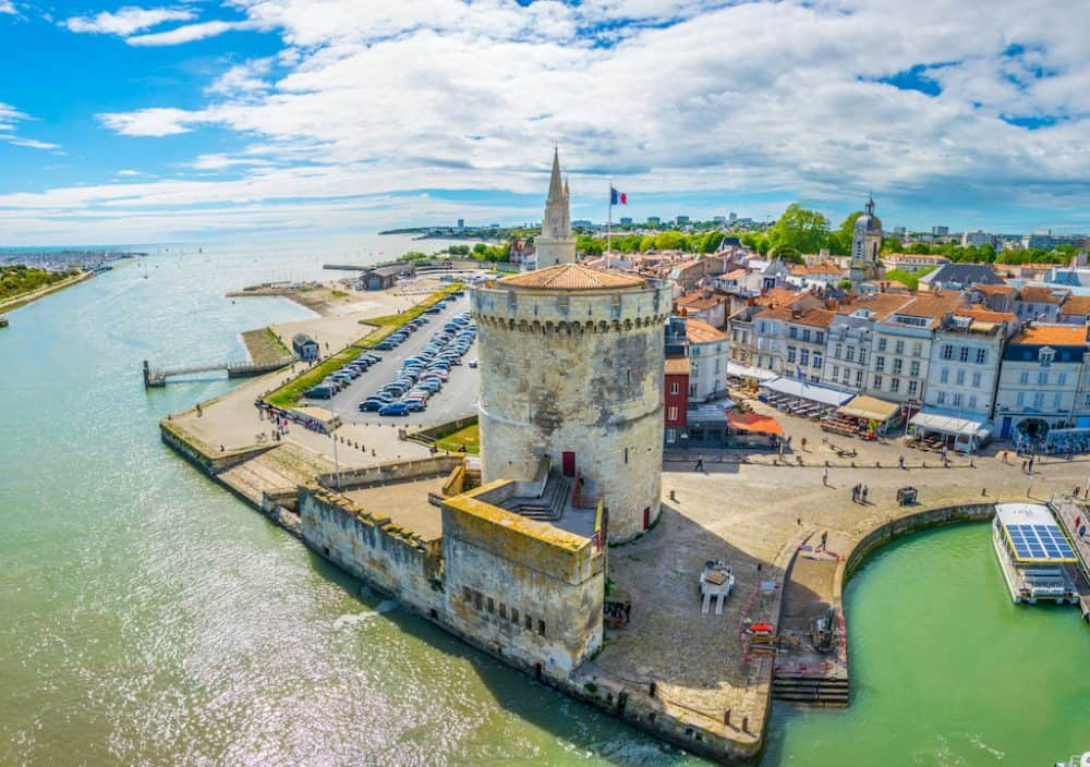 La Rochelle - pretty towns of France
