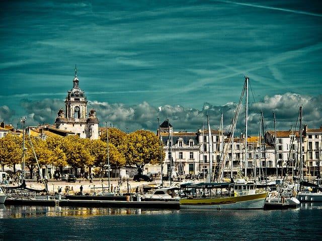 Pretty towns of France: La Rochelle Global Grasshopper