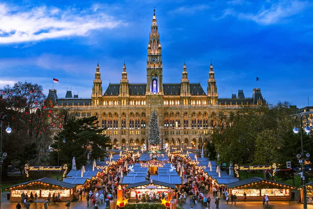 Top 10 of the most beautiful European Christmas markets