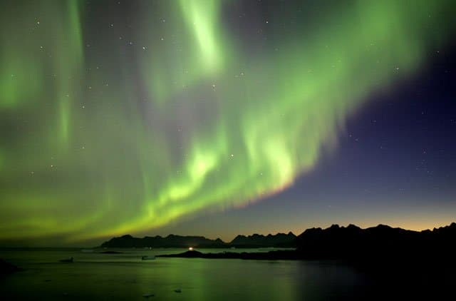 Northern Lights on GlobalGrasshopper.com