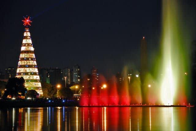 Christmas in Sao Paulo, Brasil on GlobalGrasshopper.com