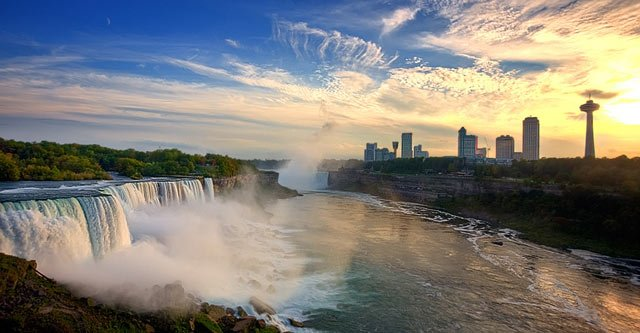 Niagara Falls on GlobalGrasshopper.com