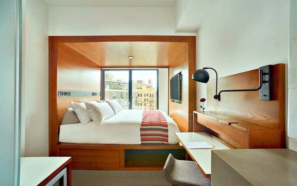 One of the best boutiques hotels in New York