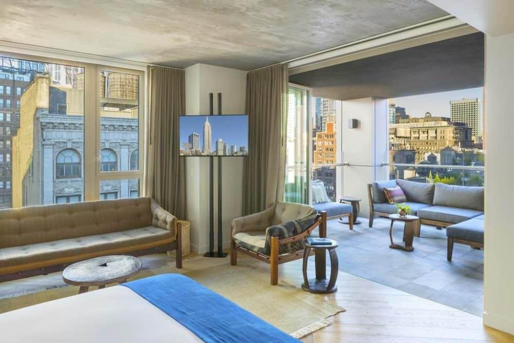 Top 12 Cool And Unusual Hotels In New York Global Grhopper