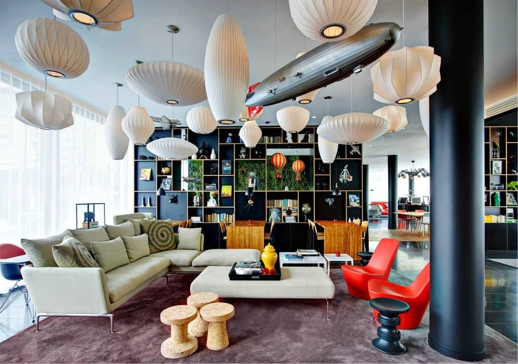 Ten Cool And Unusual Hotels In New York Travel Blog - 8 awesome extras in luxury hotel rooms