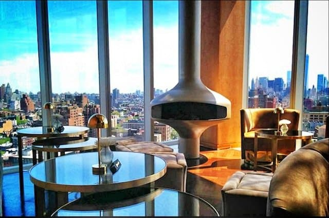 Cool hotel New York