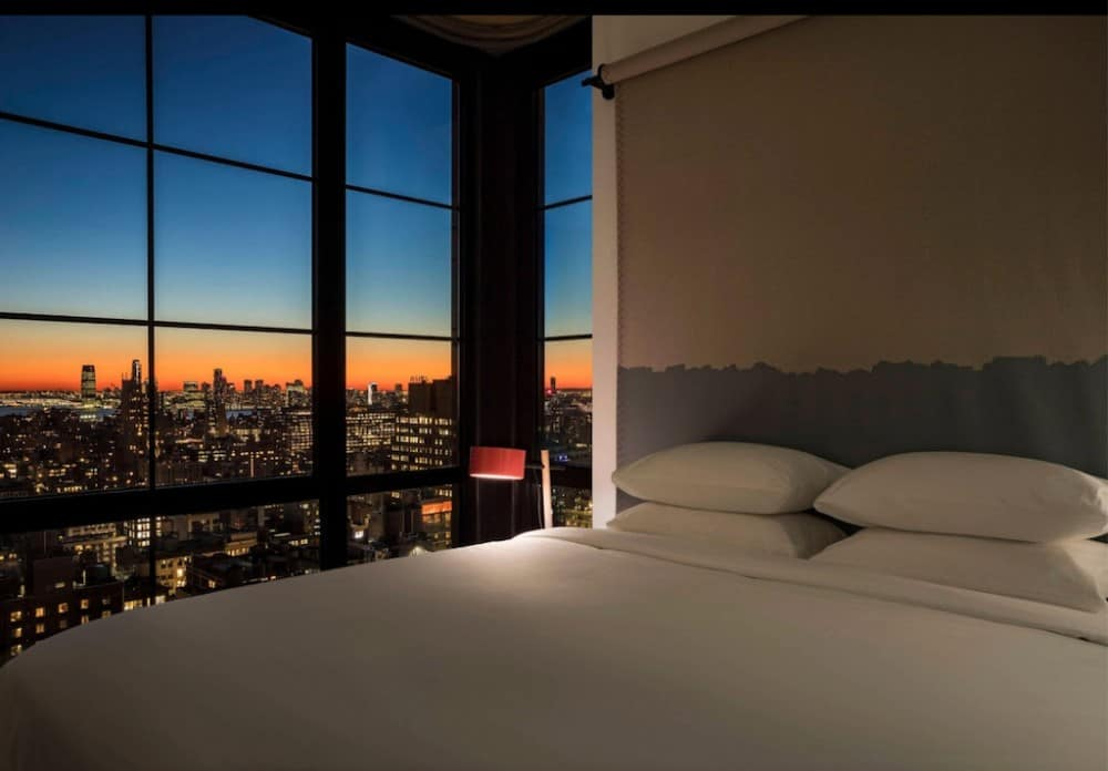 An Instagrammable hotel New york