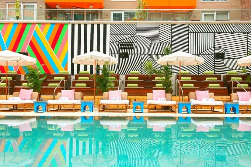 McCarren Hotel and Pool