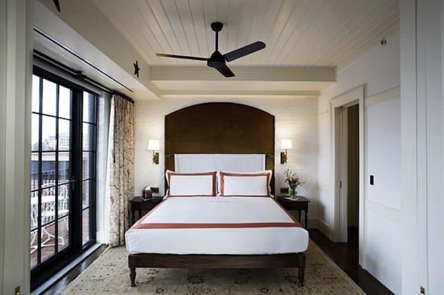 The Bowery Hotel New York on GlobalGrasshopper.com