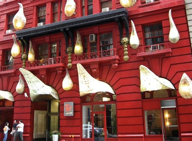 The Gershwin Hotel New York City on GlobalGrasshopper.com