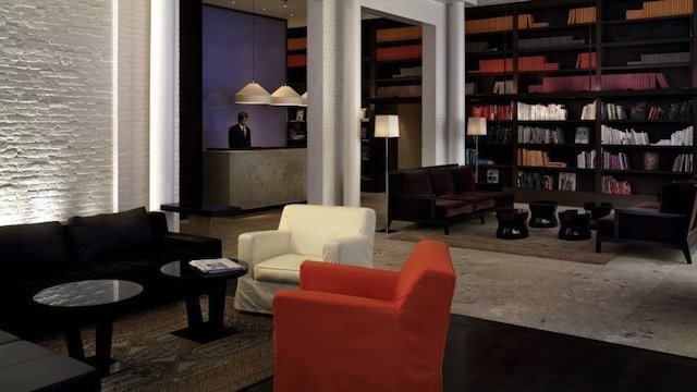 The Mercer Hotel New York on GlobalGrasshopper.com