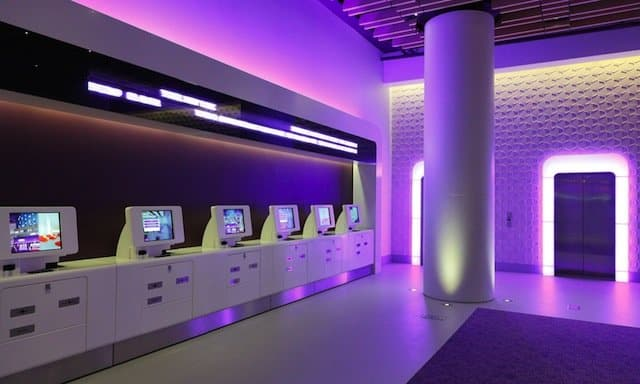 Yotel New York - Cool and unusual hotels in New York