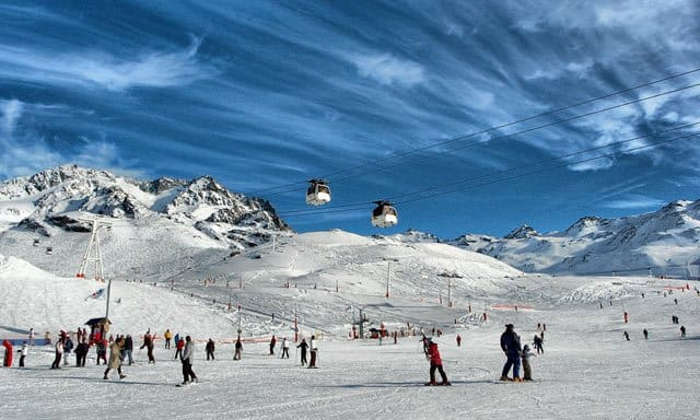 Skiing in Europe on GlobalGrasshopper.com