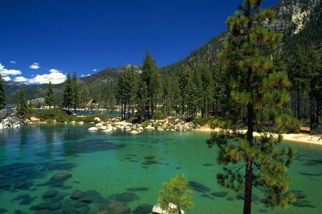 Lake Tahoe on GlobalGrasshopper.com