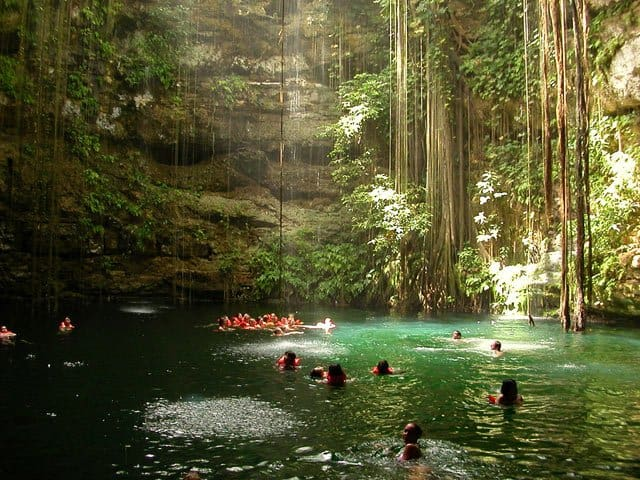 Cenotes of Mexico on GlobalGrasshopper.com