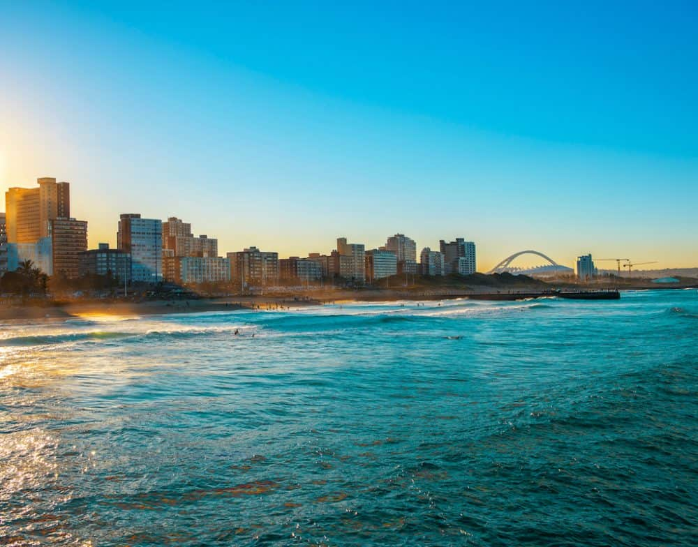 Durban - places to visit in South Africa