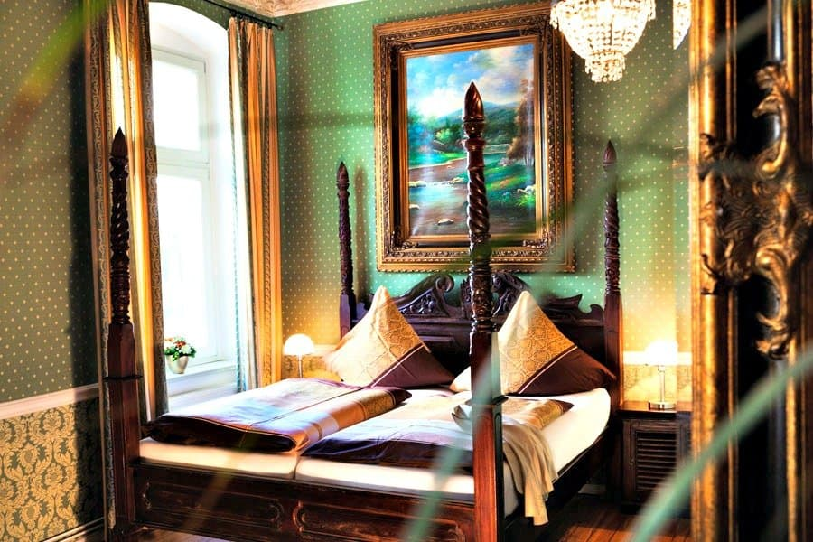 Garden Boutique Hotel - beautiful historic elegance