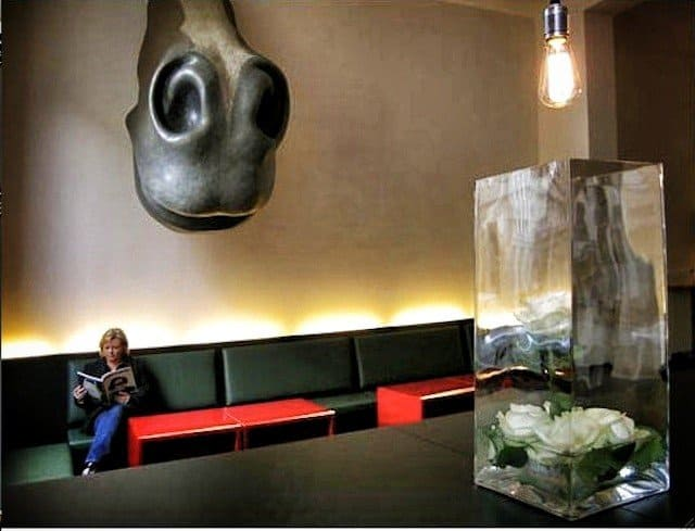 Kunsthotel Berlin - cool and unusual hotels in Berlin