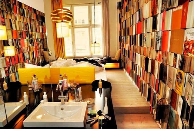 top 12 cool and unusual hotels in berlin travel tips. Black Bedroom Furniture Sets. Home Design Ideas