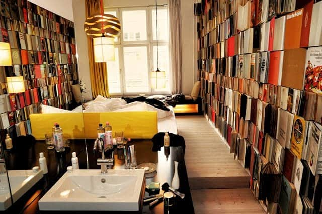 Cool and unusual hotels in Berlin