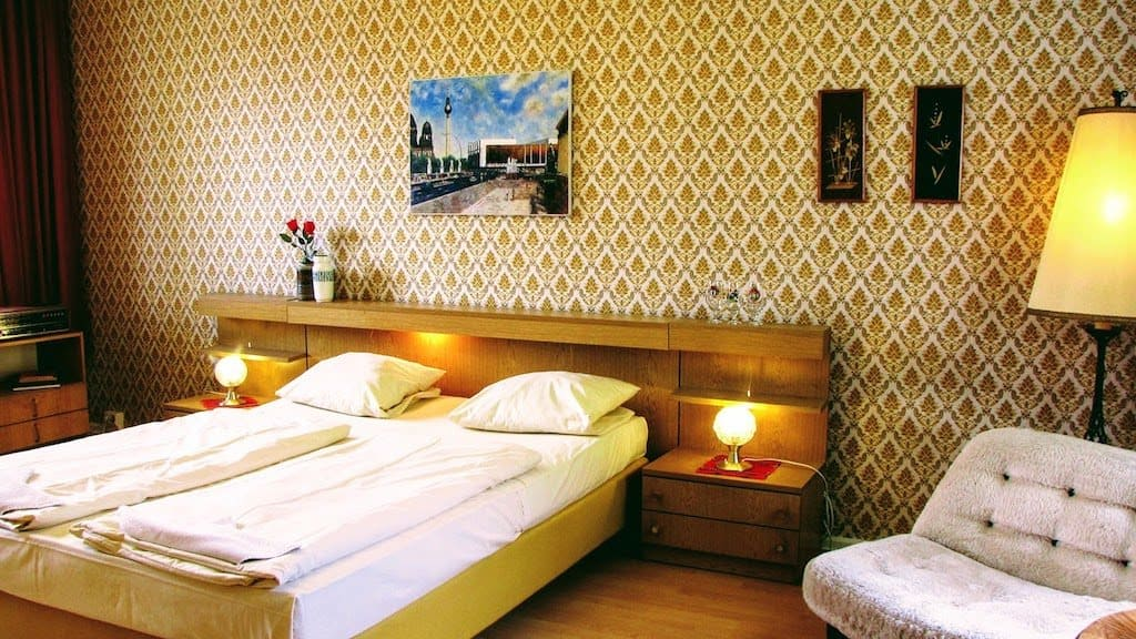 Ostel - a hip themed hotel in Berlin