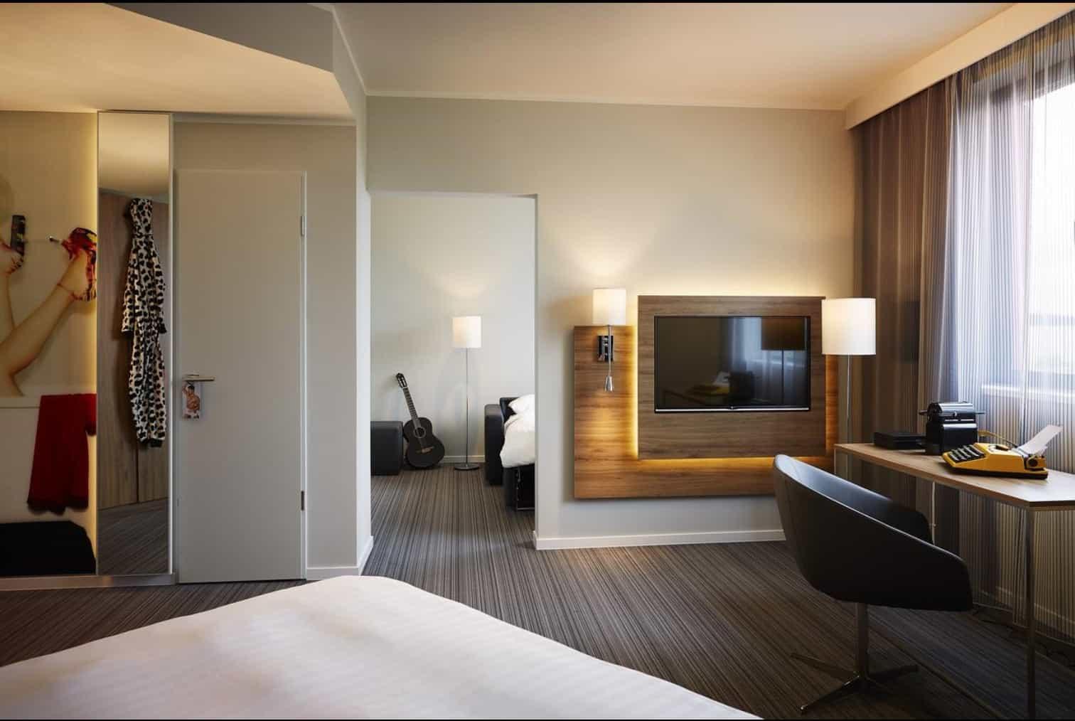 Moxy hotel - a oool hotel Berlin