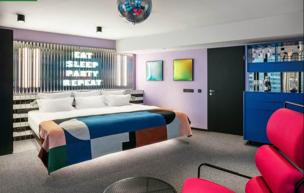 Student Hotel - a fun hotel in Berlin