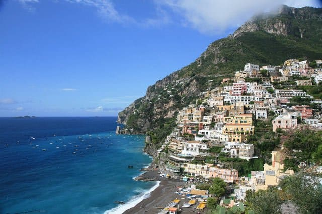 Amalfi Coast on GlobalGrasshopper.com