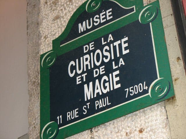 Museum of Magic, Paris