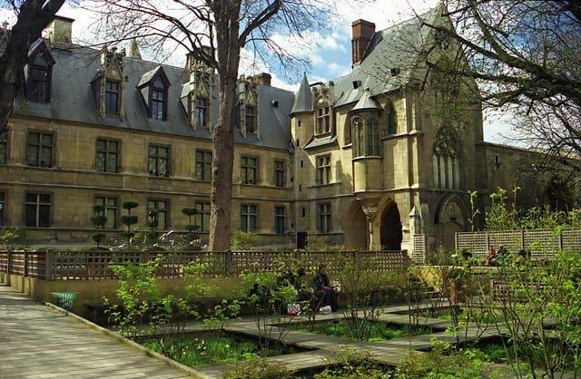 Middle Ages Museum Paris