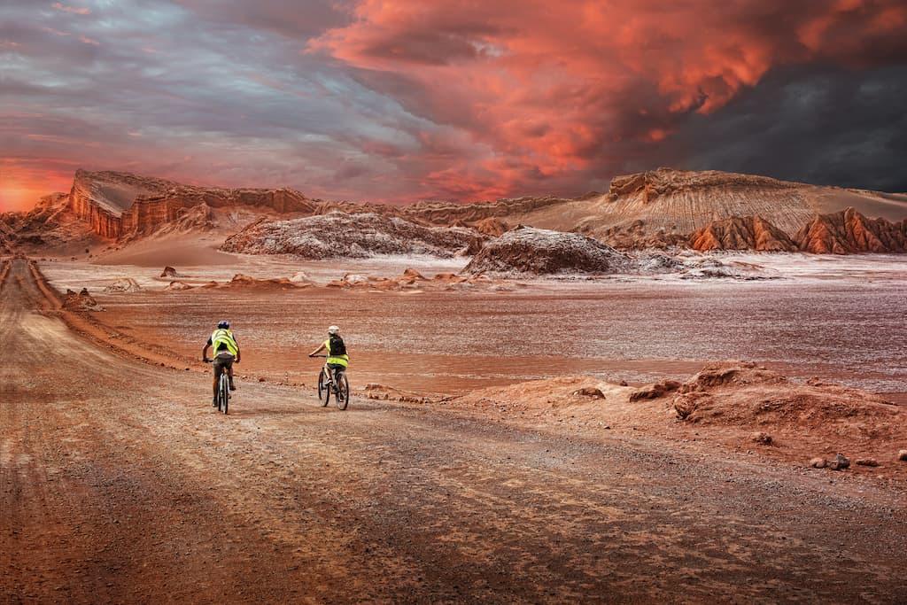 Roadtrip in Chile