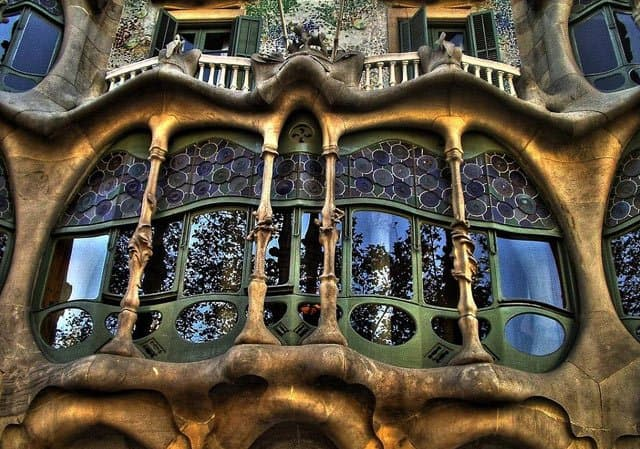 Casa Batlló on GlobalGrasshopper.com