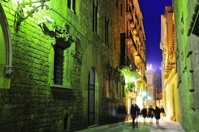 Gothic Quarter on GlobalGrasshopper.com