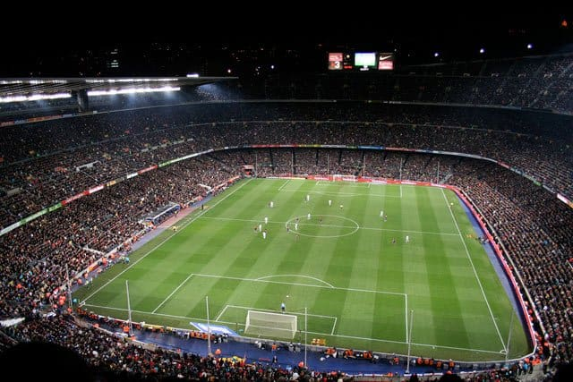 Nou Camp on GlobalGrasshopper.com