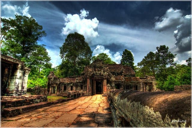 Angkor Wat on GlobalGrasshopper.com