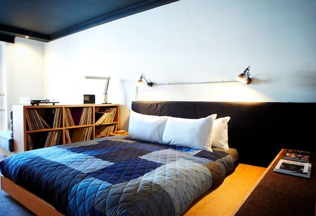 Ace Hotel London - cool and unusual hotels in London