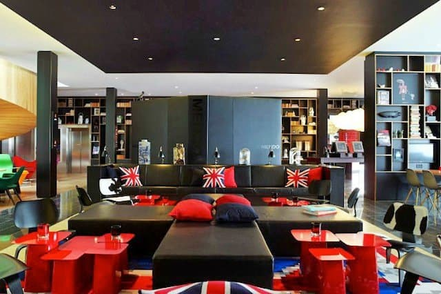 CitizenM- cool and unusual hotels in London