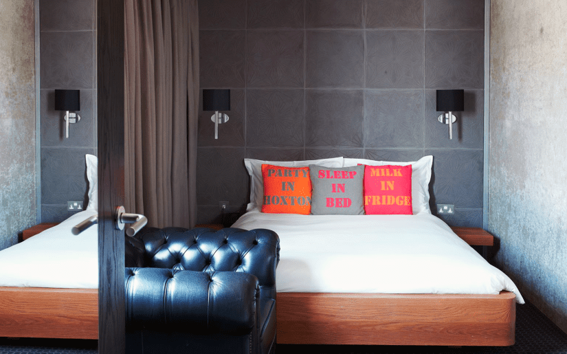 Cool and unusual hotels in London