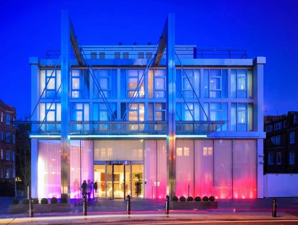 K West Hotel and Spa - a fashionable and hip urban retreat in London