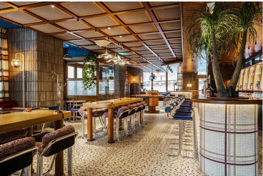 The Standard Hotel - a hipster London hotel