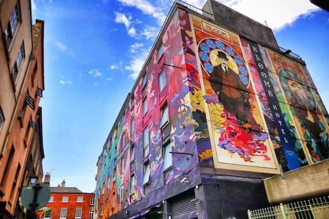 Staying in Dublin - a business travel guide