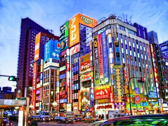 Top 10 reasons why Tokyo is the coolest city in the world Global Grasshopper