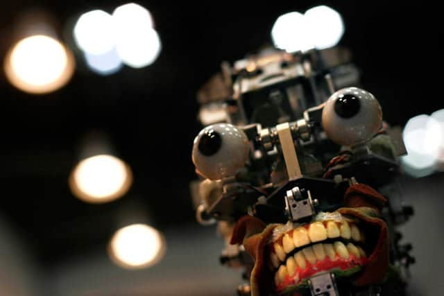 Robots, Japan, on GlobalGrasshopper.com