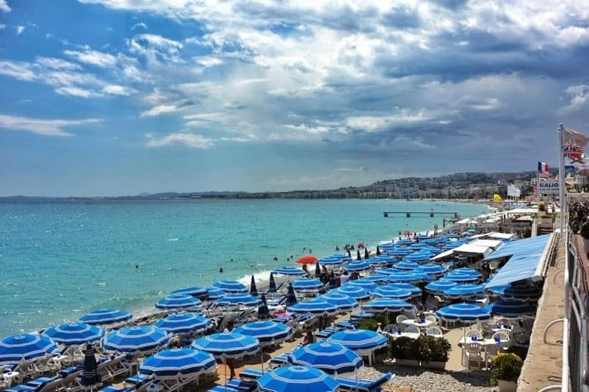 Discovering Nice South of France