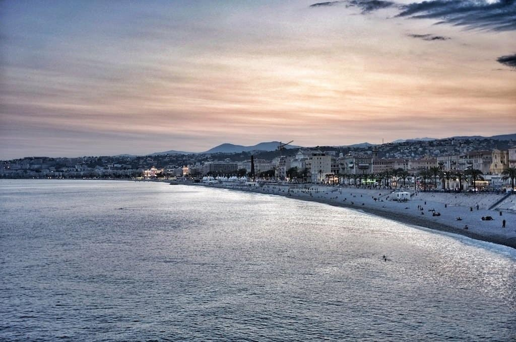 Travel guide to Nice