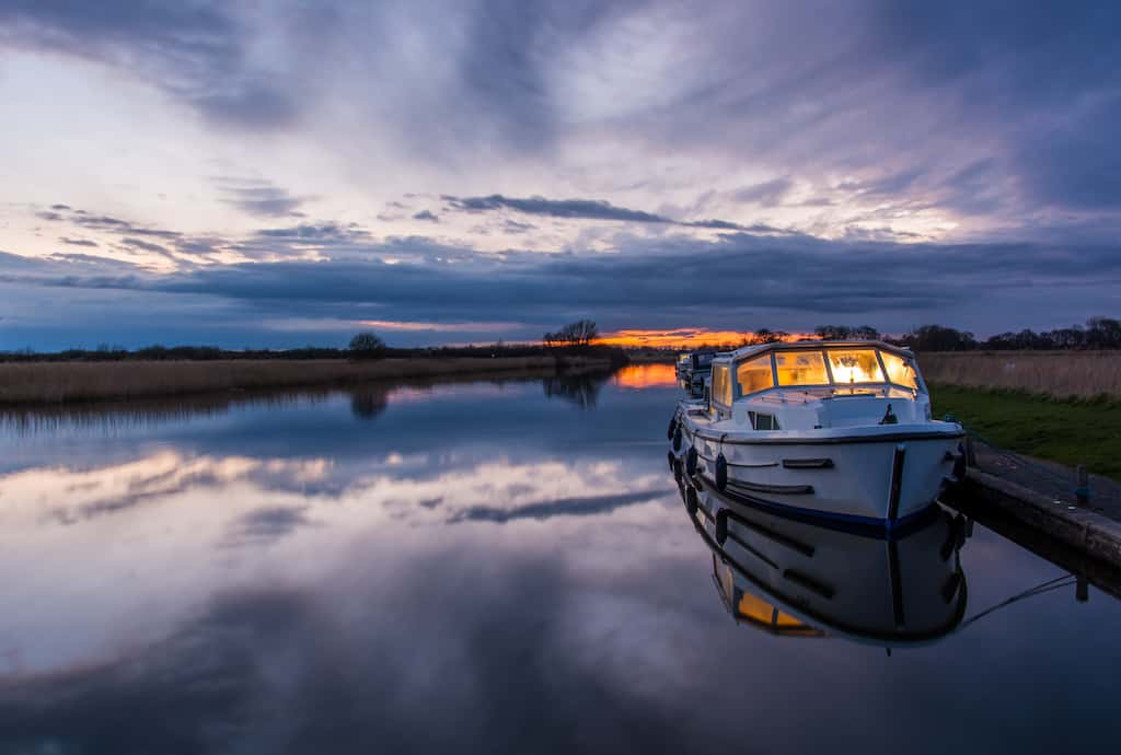 Beautiful Norfolk Broads