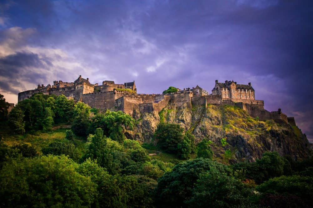Edinburgh - the best places to visit in Scotland